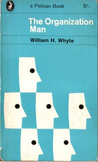 Pelican, paperback cover, graphic design, urban design, William H White