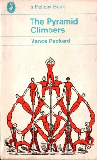 Pelican, paperback cover, graphic design, urban design, Vance Packard