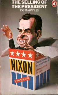 Pelican, paperback cover, graphic design, Nixon