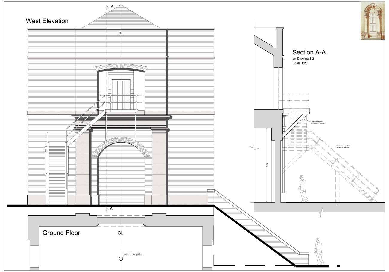 CAD drawing, extensions, planning permission, Architect, architectural designer, Cheltenham, Gloucestershire