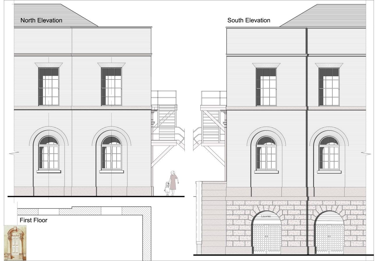 Architect, architectural designer, Cheltenham Gloucestershire