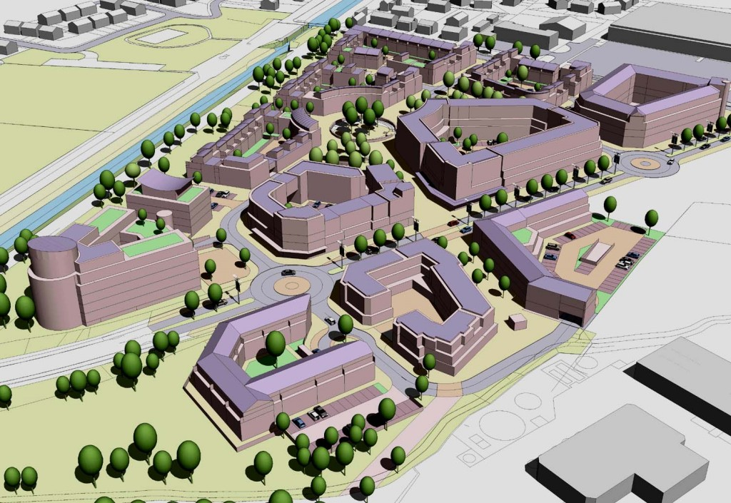 3d modelling for Planning design and construction